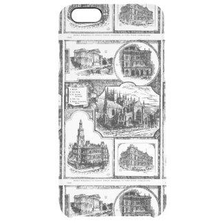 1896 Vintage Sydney Australia Clear iPhone 6 Plus Case