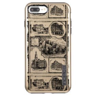 1896 Vintage Sydney Australia Incipio DualPro Shine iPhone 8 Plus/7 Plus Case