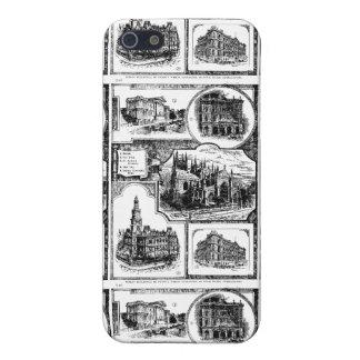 1896 Vintage Sydney Australia iPhone 5 Case