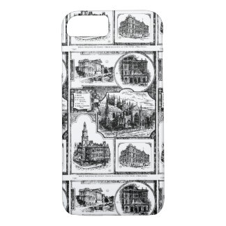 1896 Vintage Sydney Australia iPhone 8/7 Case