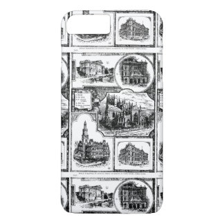 1896 Vintage Sydney Australia iPhone 8 Plus/7 Plus Case
