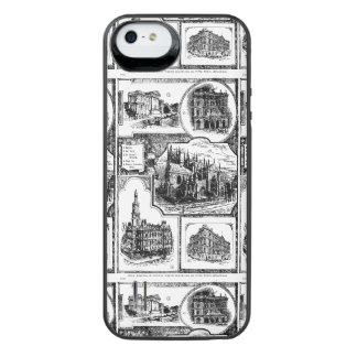 1896 Vintage Sydney Australia iPhone SE/5/5s Battery Case