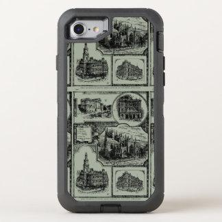 1896 Vintage Sydney Australia OtterBox Defender iPhone 8/7 Case