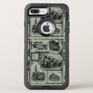 1896 Vintage Sydney Australia OtterBox Defender iPhone 8 Plus/7 Plus Case