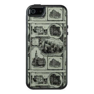 1896 Vintage Sydney Australia OtterBox iPhone 5/5s/SE Case