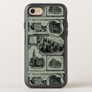 1896 Vintage Sydney Australia OtterBox Symmetry iPhone 8/7 Case