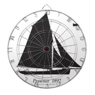 1897 Prawner - tony fernandes Dartboard