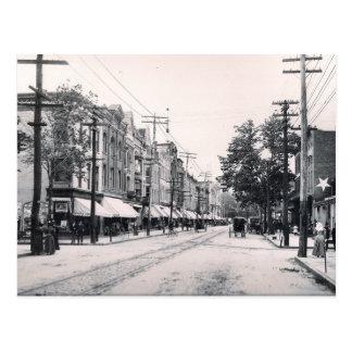 1897 South Main St. Wilkes Barre Pa. Postcard