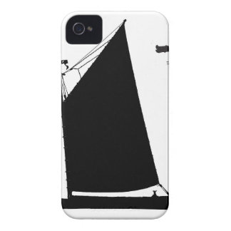 1898 Norfolk Wherry - tony fernandes iPhone 4 Cover