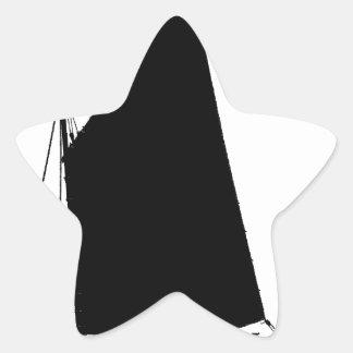 1898 Norfolk Wherry - tony fernandes Star Sticker