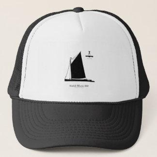 1898 Norfolk Wherry - tony fernandes Trucker Hat