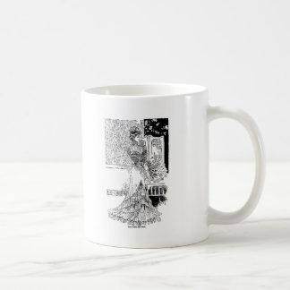 1899 French 5:00 O'Clock Tea Gown Mug