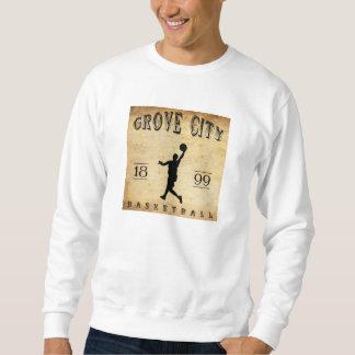 1899 Grove City Pennsylvania Basketball Sweatshirt