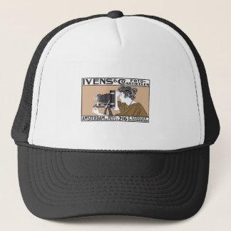 1899 retro photo service poster trucker hat