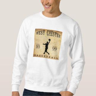 1899 West Chester Pennsylvania Basketball Sweatshirt