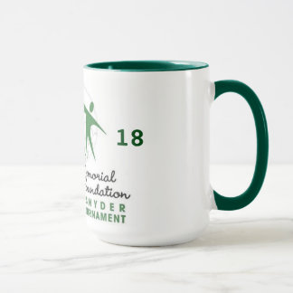 18 Annual Commemorative Patricia Snyder Coffee Mug