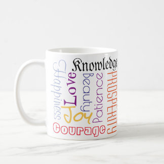 18 Extraordinary Life Wishes Custom Mug
