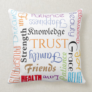 18 Extraordinary Life Wishes Pillow