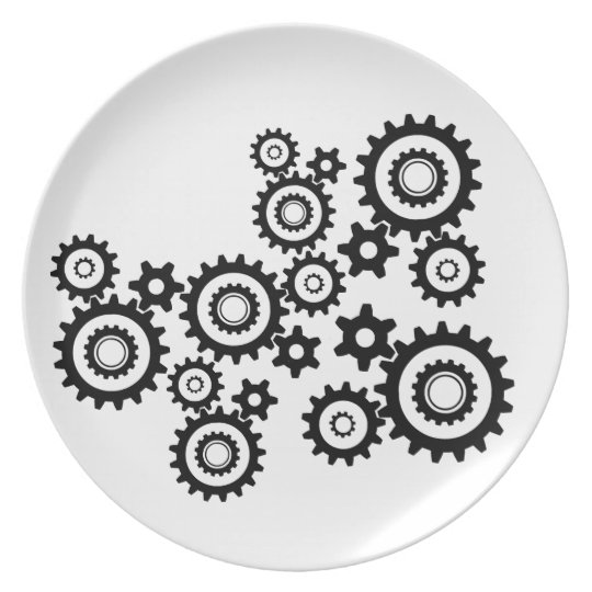 18 Gears of Yummy Plate