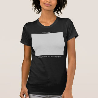 %18 Gray Card For Photographer T-Shirt
