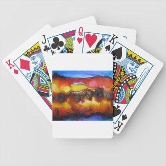 18.SpiritofTN11x14$500.JPG Bicycle Playing Cards