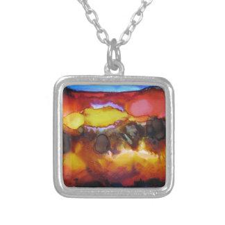 18.SpiritofTN11x14$500.JPG Silver Plated Necklace