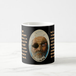 18. The moon - Sailor tarot Coffee Mug