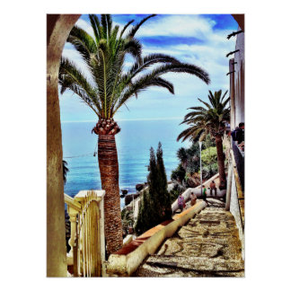 """18"""" x 24"""", Poster (Semi-Gloss)See Spain Collection"""