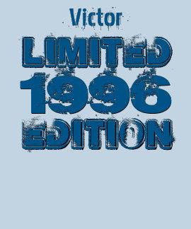 18th 19th or Any Year 1996 Birthday Ltd Ed A01 Tee Shirt