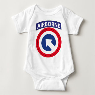 18th Airborne Corps Support Command - COSCOM Baby Bodysuit