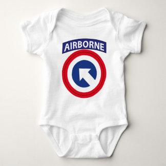 18th Airborne COSCOM Baby Bodysuit