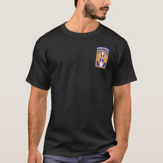18th Aviation Brigade + Airborne Wings T-shirts