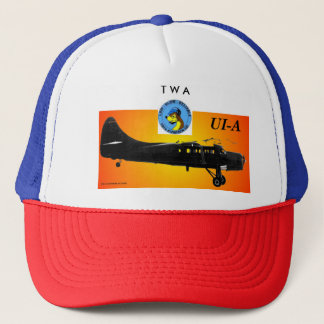 18th Aviation Trucker Hat