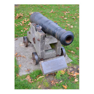 18th Century Cannon Postcards