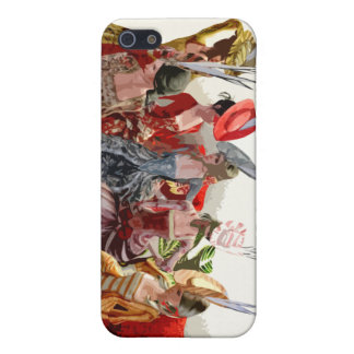 18th century Case Iphone 5 Case For iPhone 5/5S