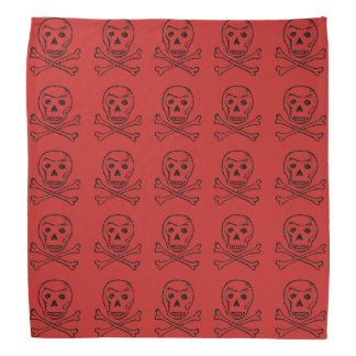 18th Century Death Bandana