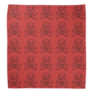 18th Century Death Head Kerchief