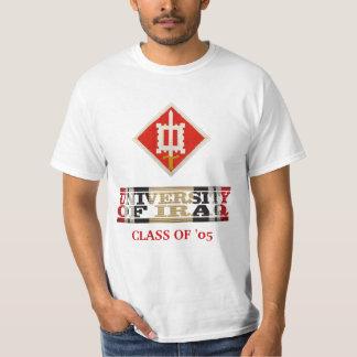 18th Engineer Brigade University of Iraq Shirt