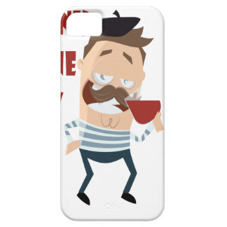 18th February - Drink Wine Day - Appreciation Day Case For The iPhone 5