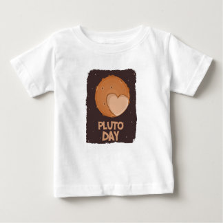 18th February - Pluto Day - Appreciation Day Baby T-Shirt