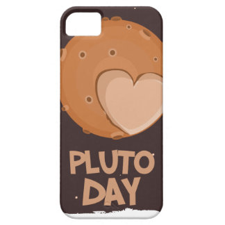 18th February - Pluto Day - Appreciation Day Case For The iPhone 5