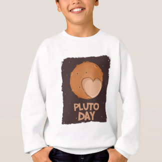 18th February - Pluto Day - Appreciation Day Sweatshirt