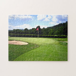 18th Hole Jigsaw Puzzle