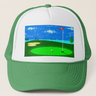 18th Hole Trucker Hat