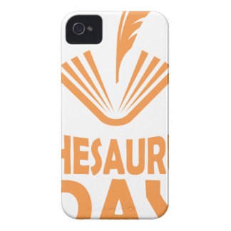 18th January - Thesaurus Day iPhone 4 Case-Mate Cases