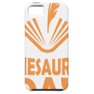 18th January - Thesaurus Day iPhone 5 Cover