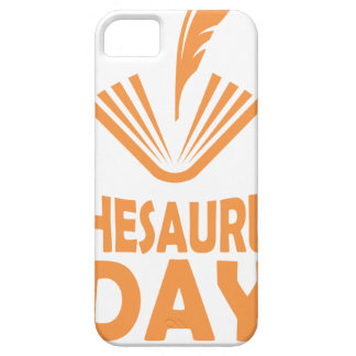 18th January - Thesaurus Day iPhone 5 Covers