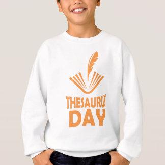18th January - Thesaurus Day Sweatshirt