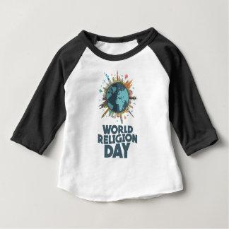 18th January - World Religion Day Baby T-Shirt