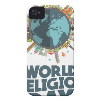 18th January - World Religion Day iPhone 4 Case